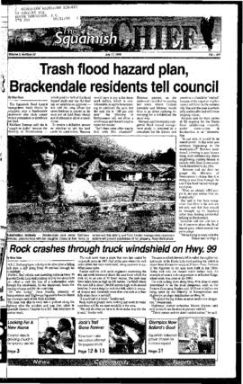Squamish Chief: Tuesday, July 11, 1995