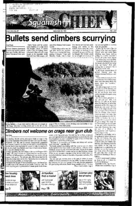 Squamish Chief: Tuesday, September 26, 1995