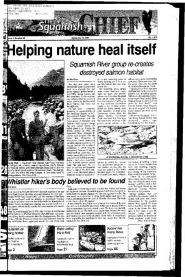 Squamish Chief: Tuesday, September 19, 1995