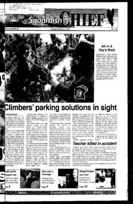 Squamish Chief: Tuesday, December 12, 1995