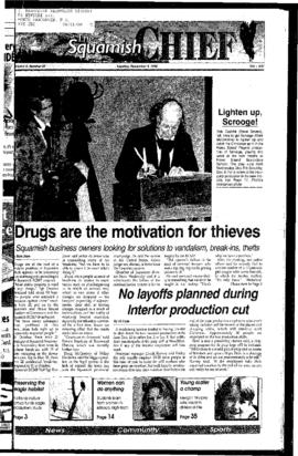 Squamish Chief: Tuesday, December 5, 1995