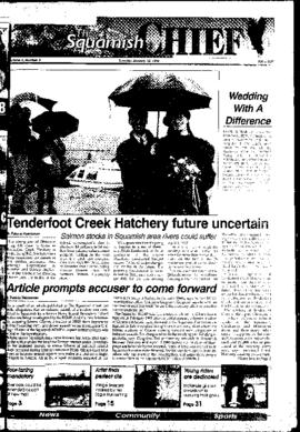 Squamish Chief: Tuesday, January 16, 1996