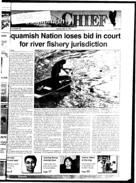 Squamish Chief: Tuesday, May 14, 1996