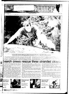 Squamish Chief: Tuesday, April 30, 1996
