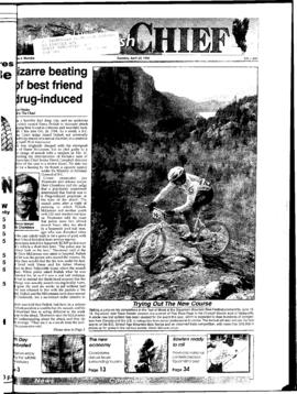 Squamish Chief: Tuesday, April 23, 1996