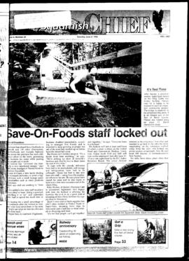 Squamish Chief: Tuesday, June 4, 1996
