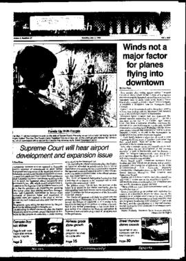 Squamish Chief: Tuesday, July 2, 1996