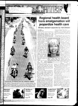 Squamish Chief: Tuesday, September 24, 1996