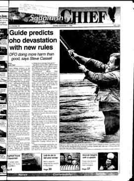 Squamish Chief: Tuesday, September 17, 1996