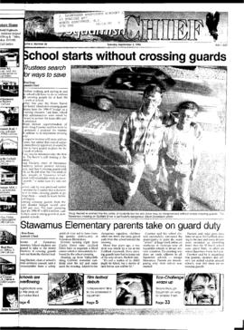 Squamish Chief: Tuesday, September 3, 1996