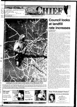 Squamish Chief: Tuesday, December 31, 1996