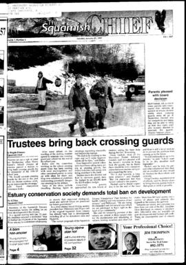 Squamish Chief: Tuesday, January 21, 1997