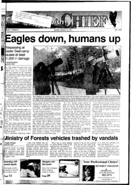 Squamish Chief: Tuesday, January 14, 1997