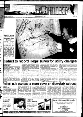 Squamish Chief: Tuesday, March 11, 1997