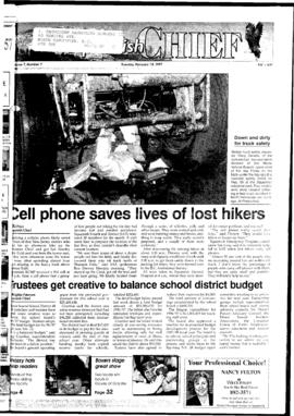 Squamish Chief: Tuesday, February 18, 1997