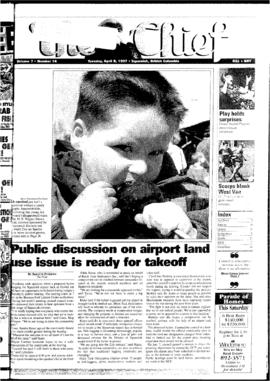 Squamish Chief: Tuesday, April 8, 1997