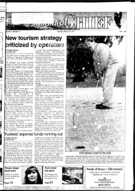 Squamish Chief: Tuesday, March 18, 1997