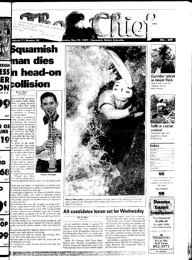 Squamish Chief: Tuesday, May 20, 1997