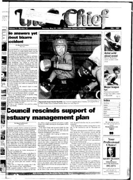Squamish Chief: Tuesday, May 26, 1997