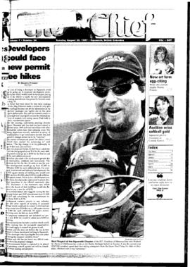 Squamish Chief: Tuesday, August 26, 1997