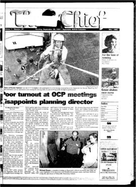 Squamish Chief: Tuesday, September 30, 1997