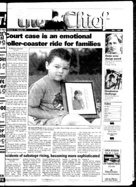 Squamish Chief: Tuesday, September 23, 1997
