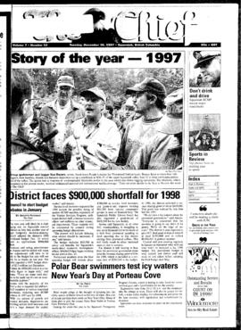 Squamish Chief: Tuesday, December 30, 1997
