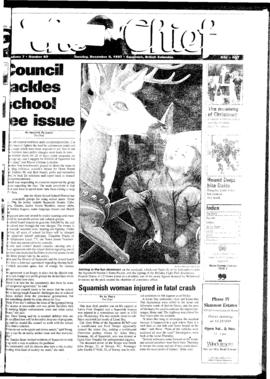 Squamish Chief: Tuesday, December 9, 1997