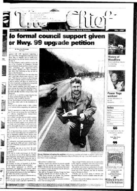 Squamish Chief: Tuesday, February 17, 1998