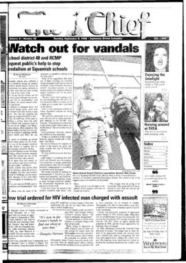 Squamish Chief: Tuesday, September 8, 1998