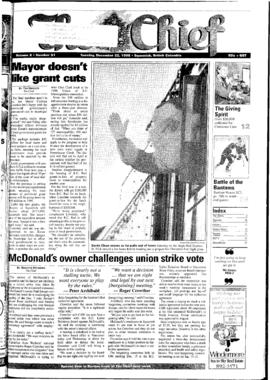 Squamish Chief: Tuesday, December 22, 1998