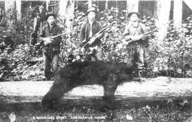 Hunters from Cheakamus House