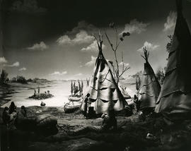 First Nations diorama?