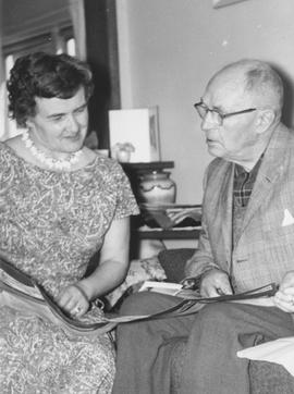 Freda and Stan Clarke (1964)