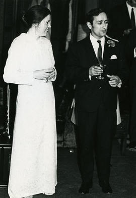 Mr. and Mrs. José Gomez Díaz