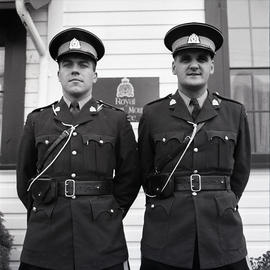 RCMP officers
