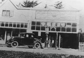 The first garage in Squamish