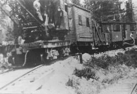 PGE in Upper Squamish, 1914