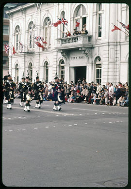 Scotties in parade