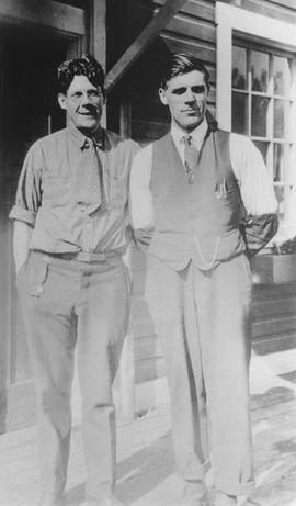 Harold Thorne and Harold Bailey
