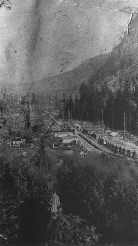 Merrill & Ring Logging Camp
