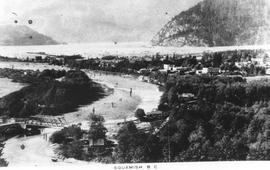 Squamish town site