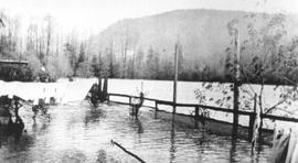 Flood of 1921, Judd residence