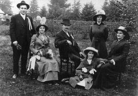 Marriage of Frank Buckley to Doris Galbraith, 1914