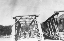 Building the Cheakamus Bridge