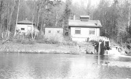 Merrill & Ring Logging Camp about 1930