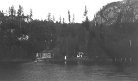 Merrill & Ring Logging Camp 1930