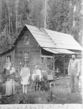 Wotruba cabin in Upper Squamish - 1915