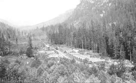 Merrill & Ring Logging Camp 1926
