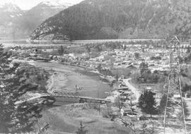 Squamish in early 1950's